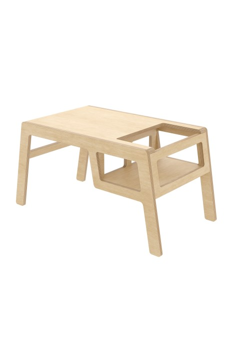 "PLYWOOD TABLE ""FLEX"" natural"