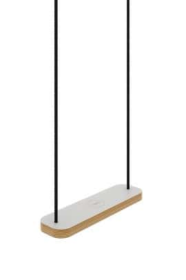 RECTANGLE SWING gray