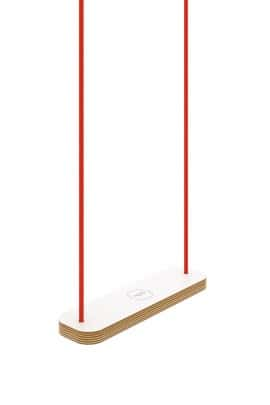 RECTANGLE SWING white