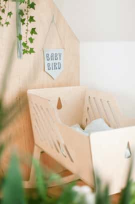 TULI CRADLE natural