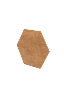 BIG HEXAGON WALL PANEL PINE