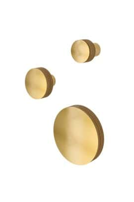 CIRCLE WALL HOOK GOLD