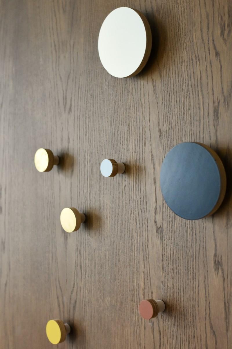 Bouton De Meuble Cercle