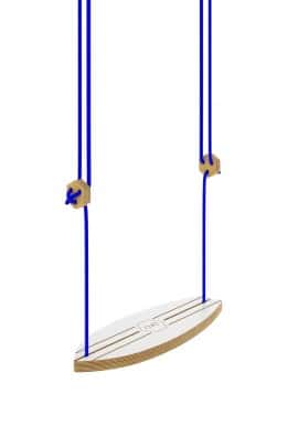 SURFBOARD SWING white