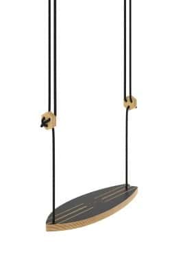 SURFBOARD SWING black